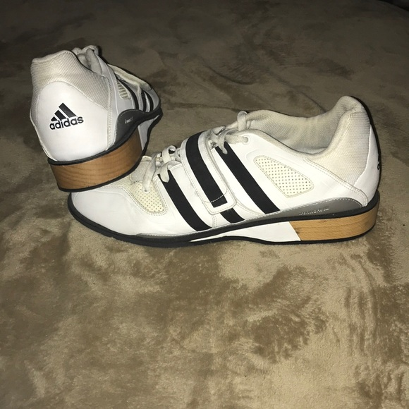 325df1265e7f1c adidas Other - Men's 12 adidas Ironworks 3 Weightlifting Shoes